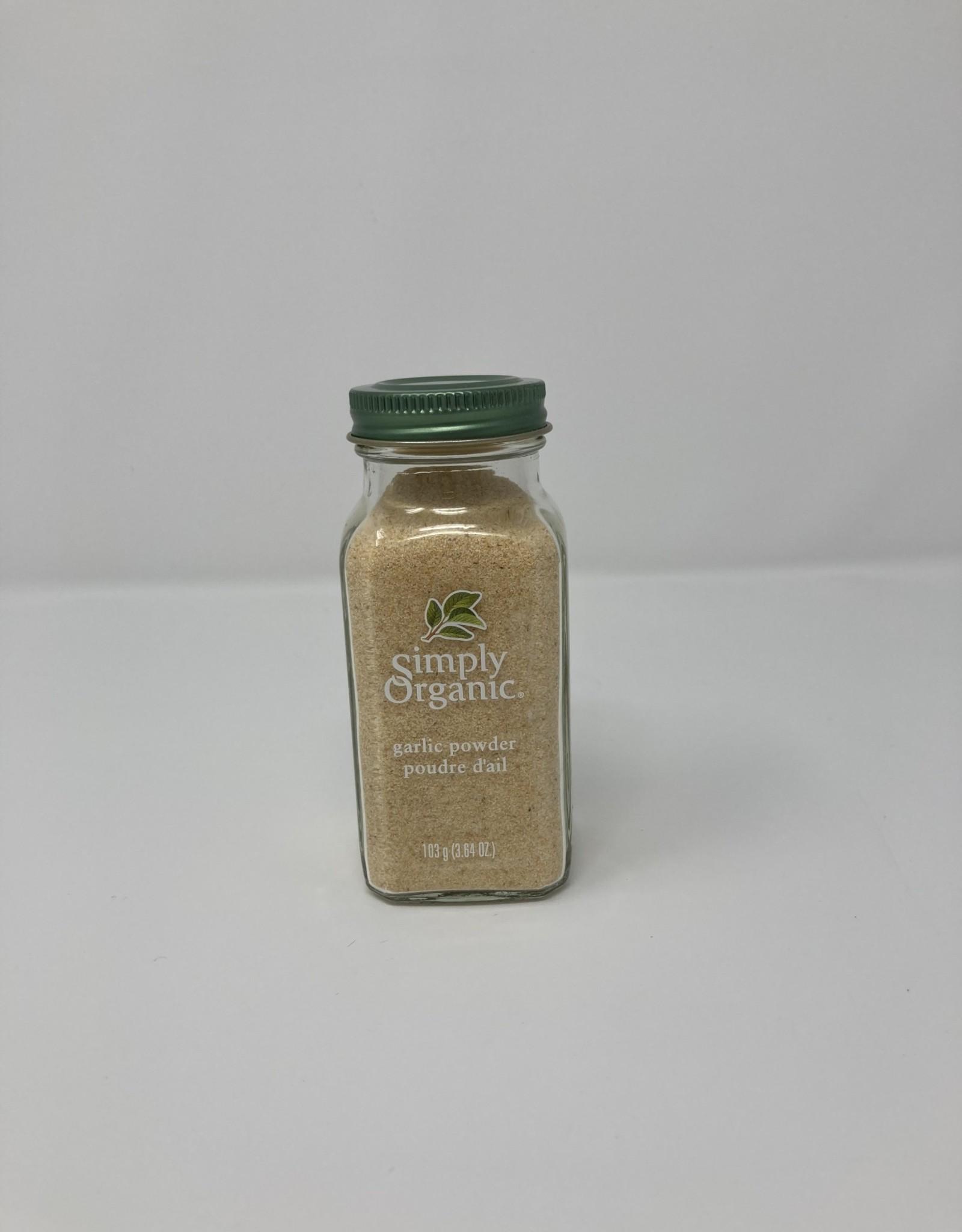 Simply Organic Simply Organic - Garlic Powder, Organic