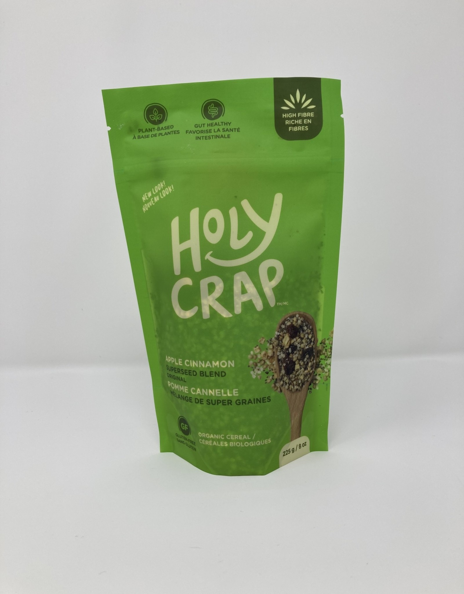 Holy Crap Holy Crap - Cereal, Apple Cinnamon Superseed