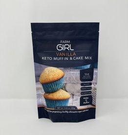 Farm Girl Farm Girl, Muffin Mix - Vanilla