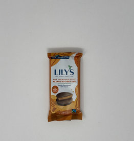 Lilyís Sweets Lilys Sweets - Peanut Butter Cups, Milk Chocolate Snack Pack (36g)