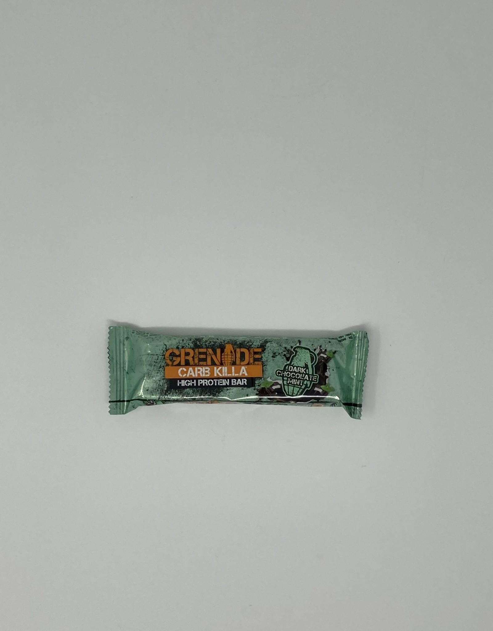 Grenade Grenade - Carb Killa High Protein Bar, Dark Chocolate Mint