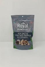 Royal Hawaiian Royal Hawaiian - Mac Nuts, Sea Salt & Cracked Pepper