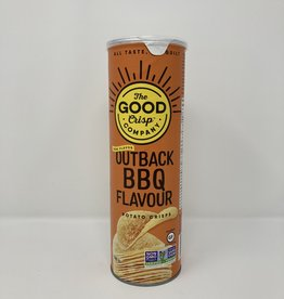 The Good Crisp Company The Good Crisp - Potato Crisps, Outback BBQ