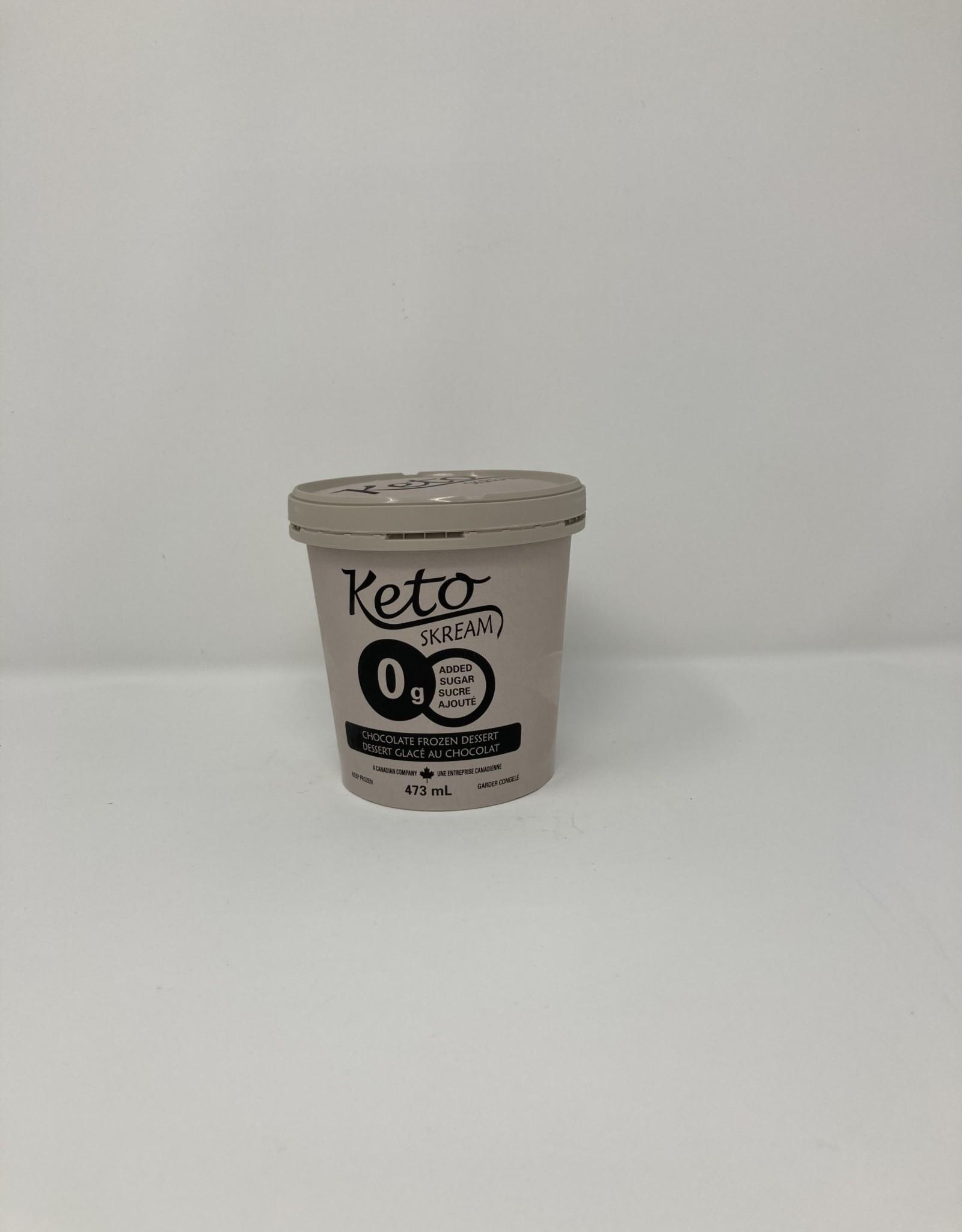 Keto Scream Keto Scream - Frozen Dessert, Chocolate