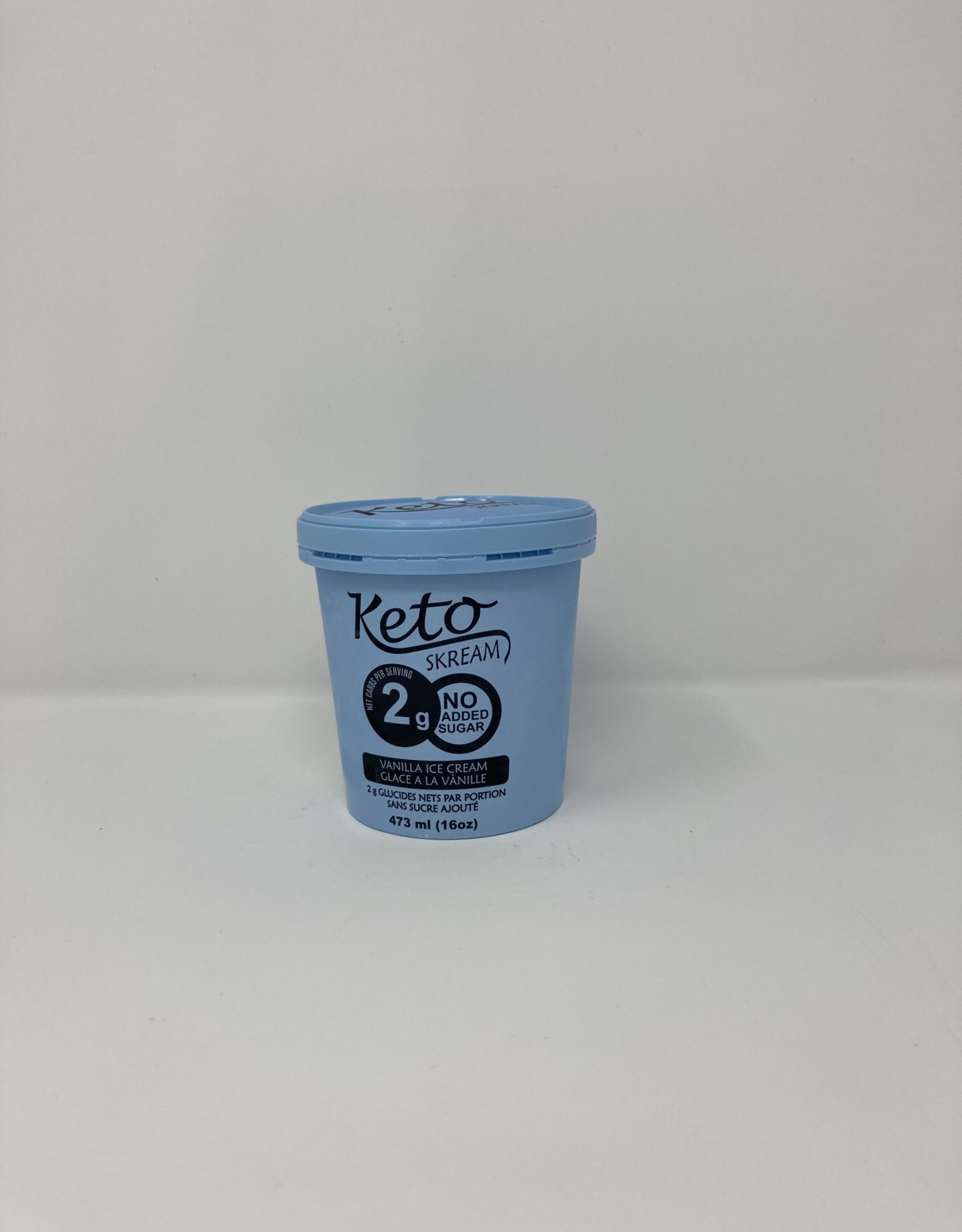 Keto Scream Keto Scream - Frozen Dessert, Vanilla