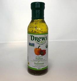 Drews Organics Drews - Organic Dressing, Classic Italian