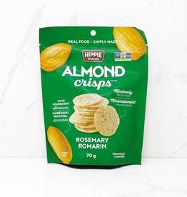 Hippie Foods Hippie Foods - Almond Crisps, Rosemary