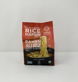 Lotus Foods Lotus Foods - Organic Rice Ramen 4 pack, Millet & Brown Rice