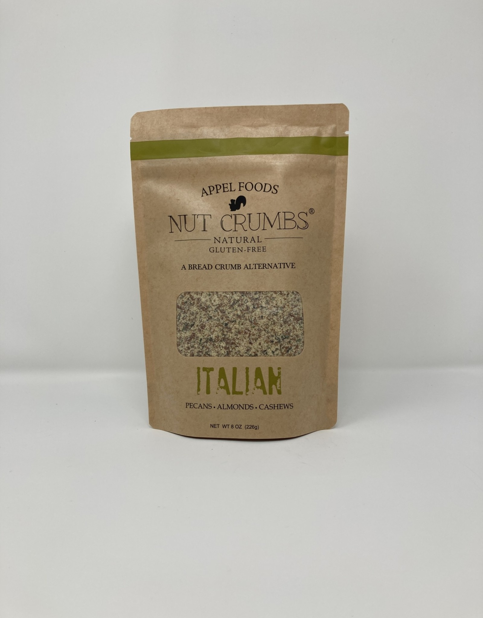 Nut Crumbs Nut Crumbs - Bread Crumb Alternative, Italian