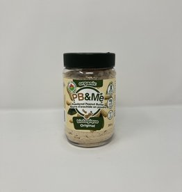 PB & Me PB & Me - Organic Powdered Peanut Butter, Original (200g)