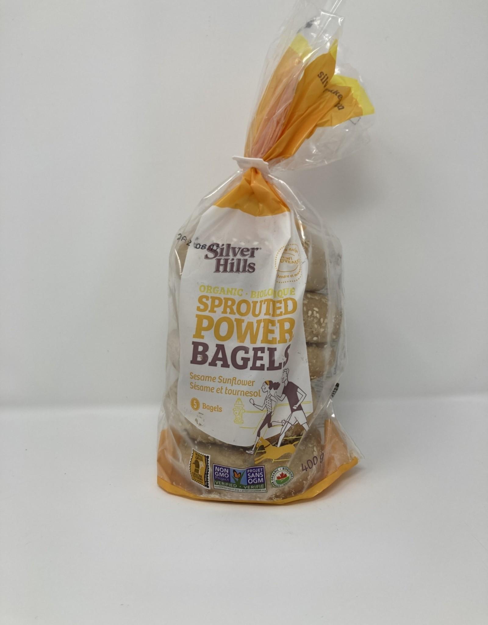 Silver Hills Bakery Silver HIlls - Bagels, Sesame Sunflower