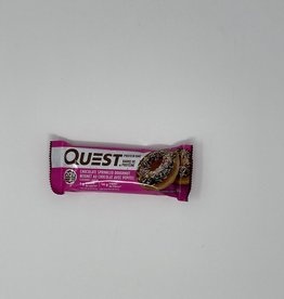 Quest Nutrition Quest - Bar, Chocolate Sprinkled Doughnut