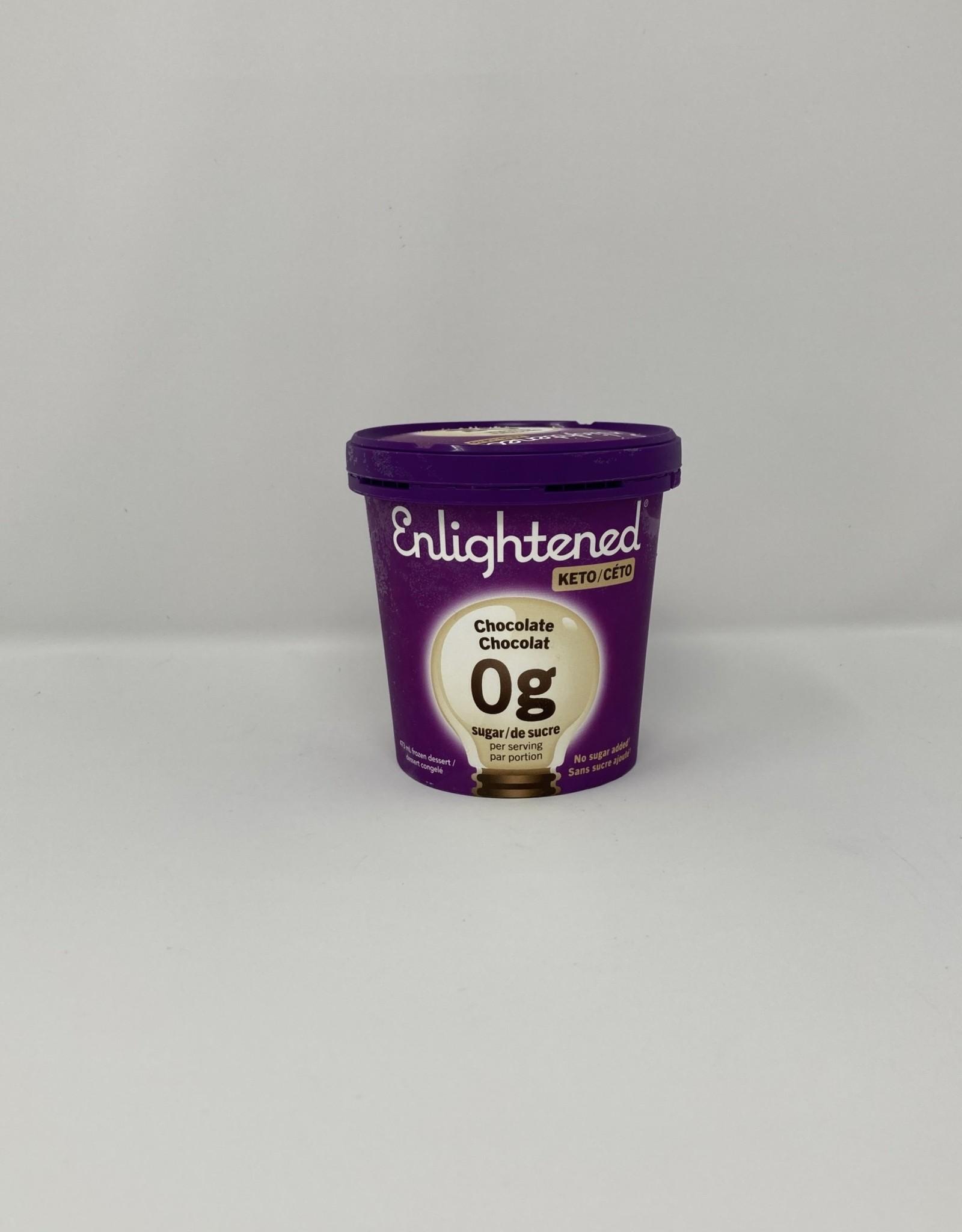 Enlightened Enlightened - Ice Cream, Chocolate