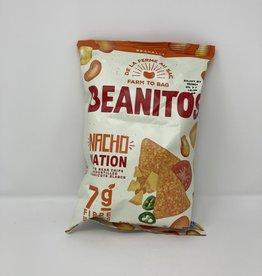 Beanitos Beanitos - Chips, Nacho Nation