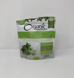 Organic Traditions Organic Traditions - Matcha Latte w/ Probiotics