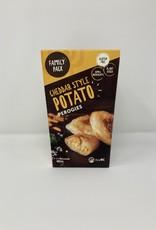 Quesava Quesava - Perogies, Cheddar Style Potato