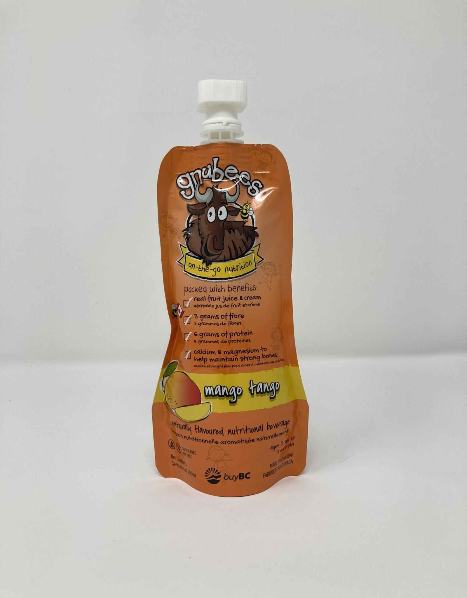 Gnubees Gnubees - Nutritional Beverage, Mango Tango