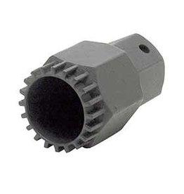 "Park Tool Park BBT-22 20 teeth crankset tool 3/8 ""drive"