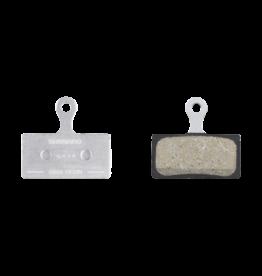 Shimano Plaquettes frein Shim G03A resin/alu (XT,SLX,Alfine 2 pist) vrac