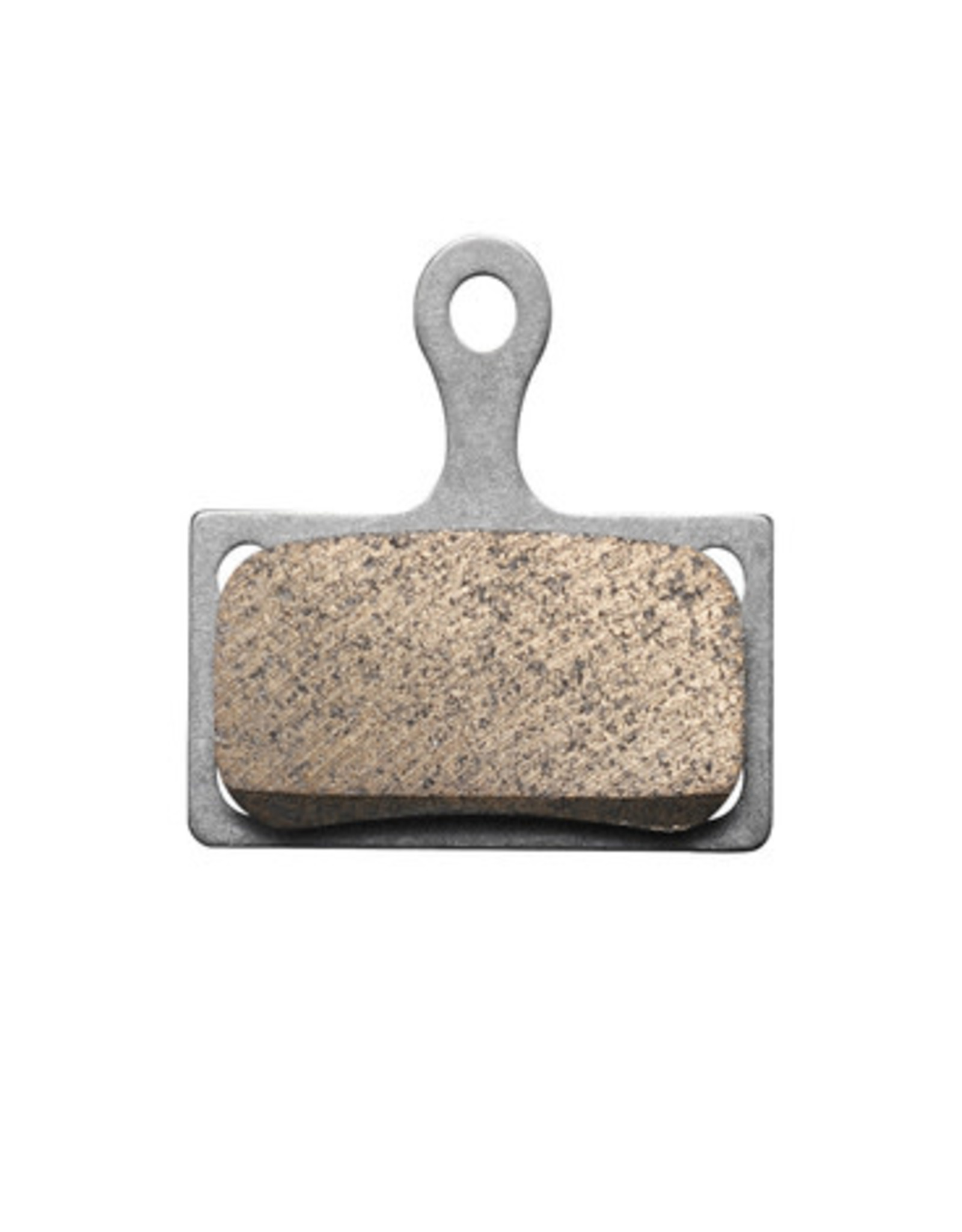 Shimano Plaquettes frein Shim G04Ti metal/titane (XT,SLX,Alfine 2 pist)