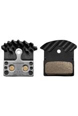 Shimano Brake pads Shim J04C metal Ice tech (XTR,XT,SLX,Alfine)