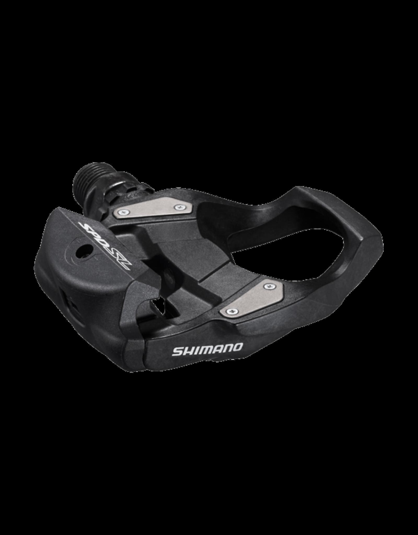 Shimano Shimano RS500 pedals (SH-11 cleats) black