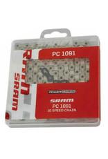 SRAM Chain SRAM PC-1091 10s hollow rivets 114 links
