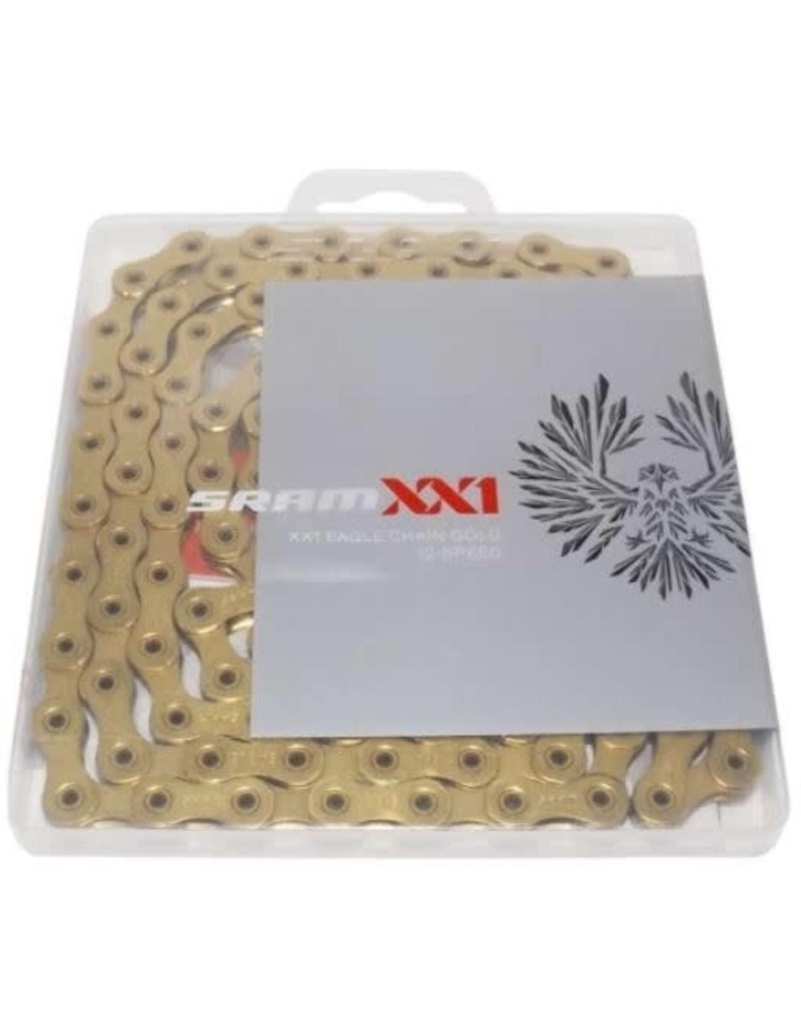 SRAM Chain SRAM PC-XX1 Eagle 12s 126 links gold