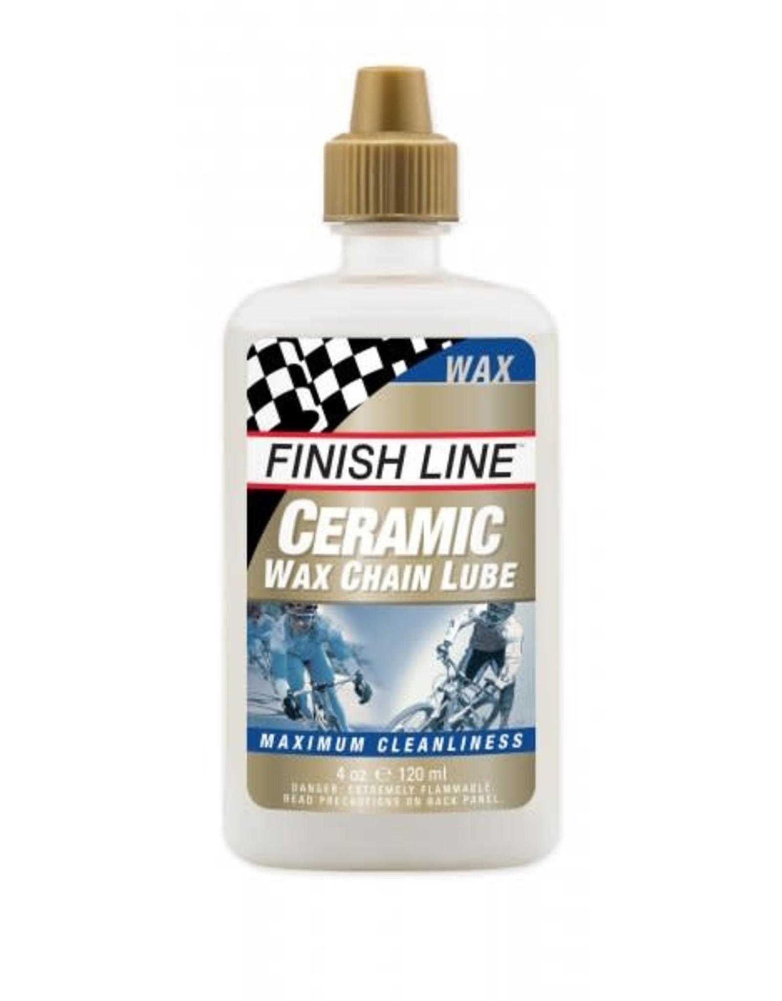 Finish Line Lubrifiant Finish Line Ceramic Wax 4oz 120ml