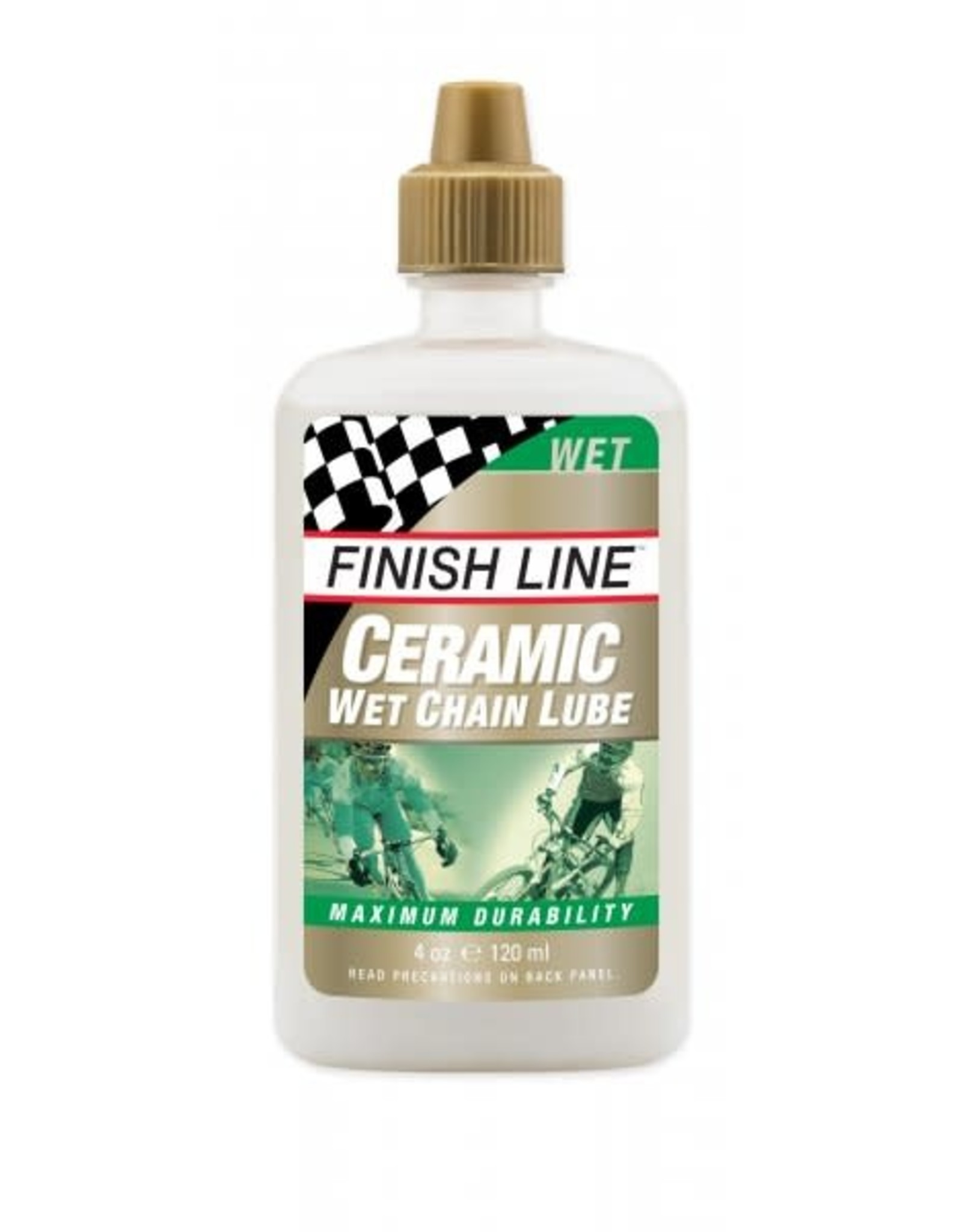 Finish Line Finish Line Ceramic Wet Lubricant 4oz 120ml
