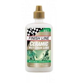 Finish Line Lubrifiant Finish Line Ceramic Wet 4oz 120ml