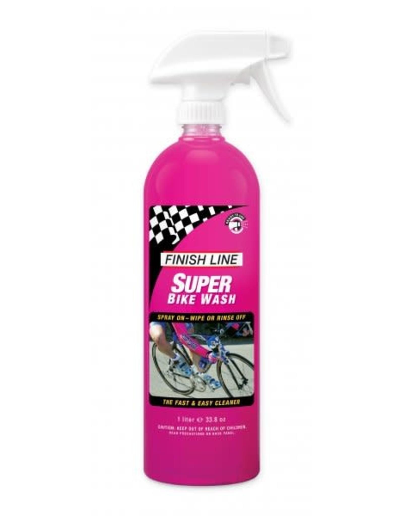 Finish Line Finish Line Super Bike Wash Cleaner 33oz 1L