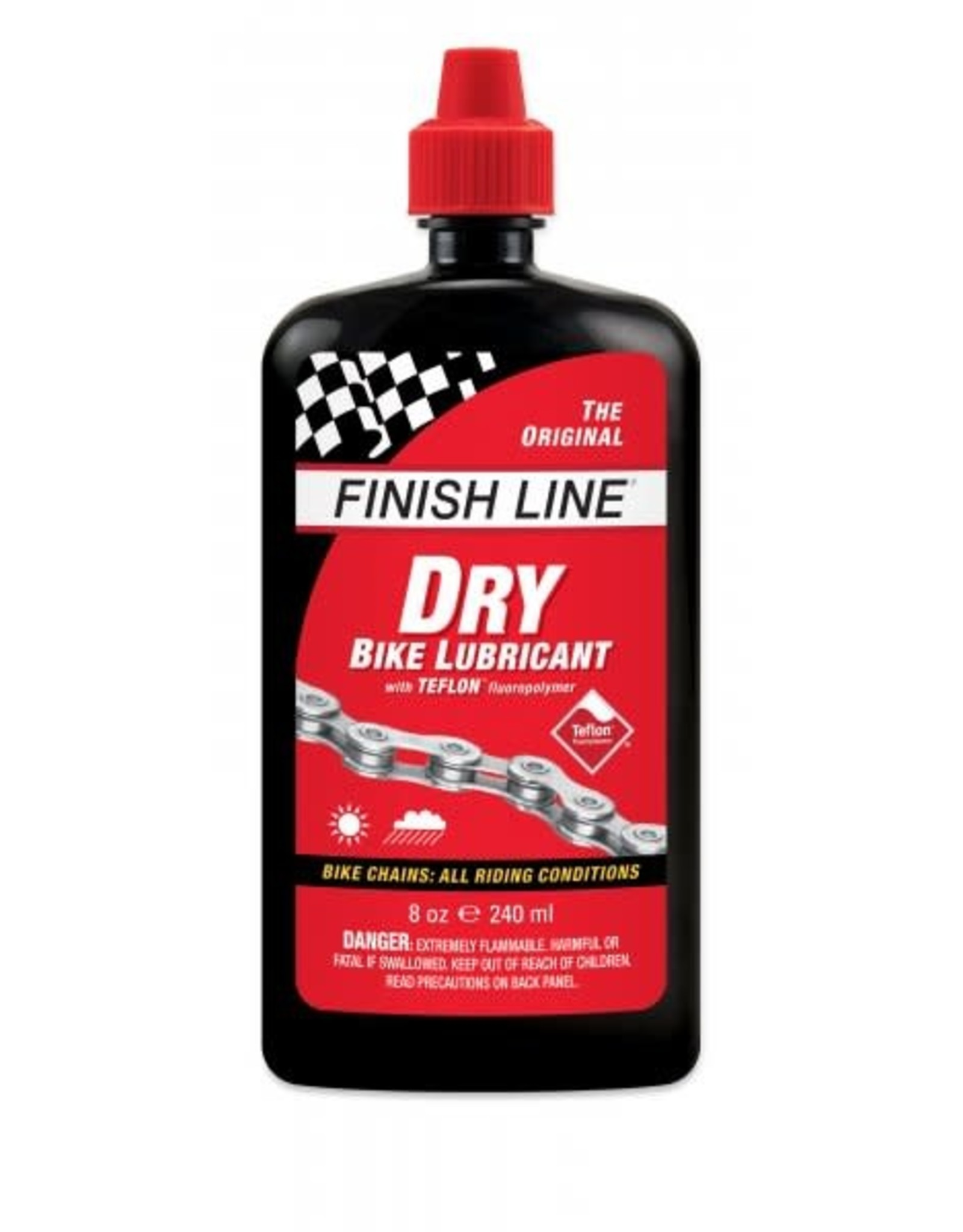 Finish Line Lubricant Finish Line Dry every condi.