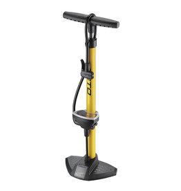Beto Beto CWM steel floor pump yellow