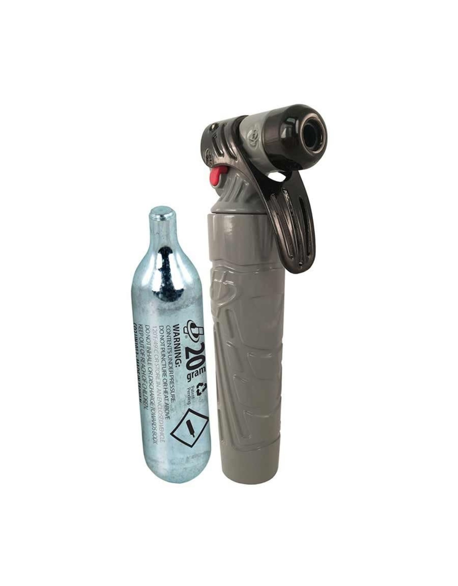 Genuine Innovations Full Metal Jacket CO2 regulator Pres/schrader