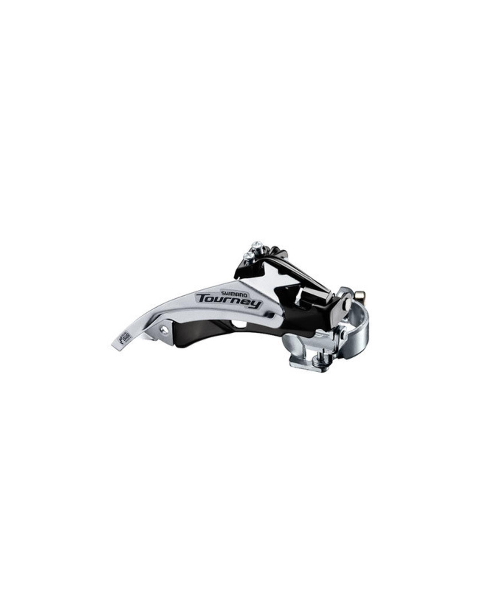 Shimano Dérailleur av. Shim Tourney TY500 6/7v top swing 34.9/31.8/28.6mm 18-42D