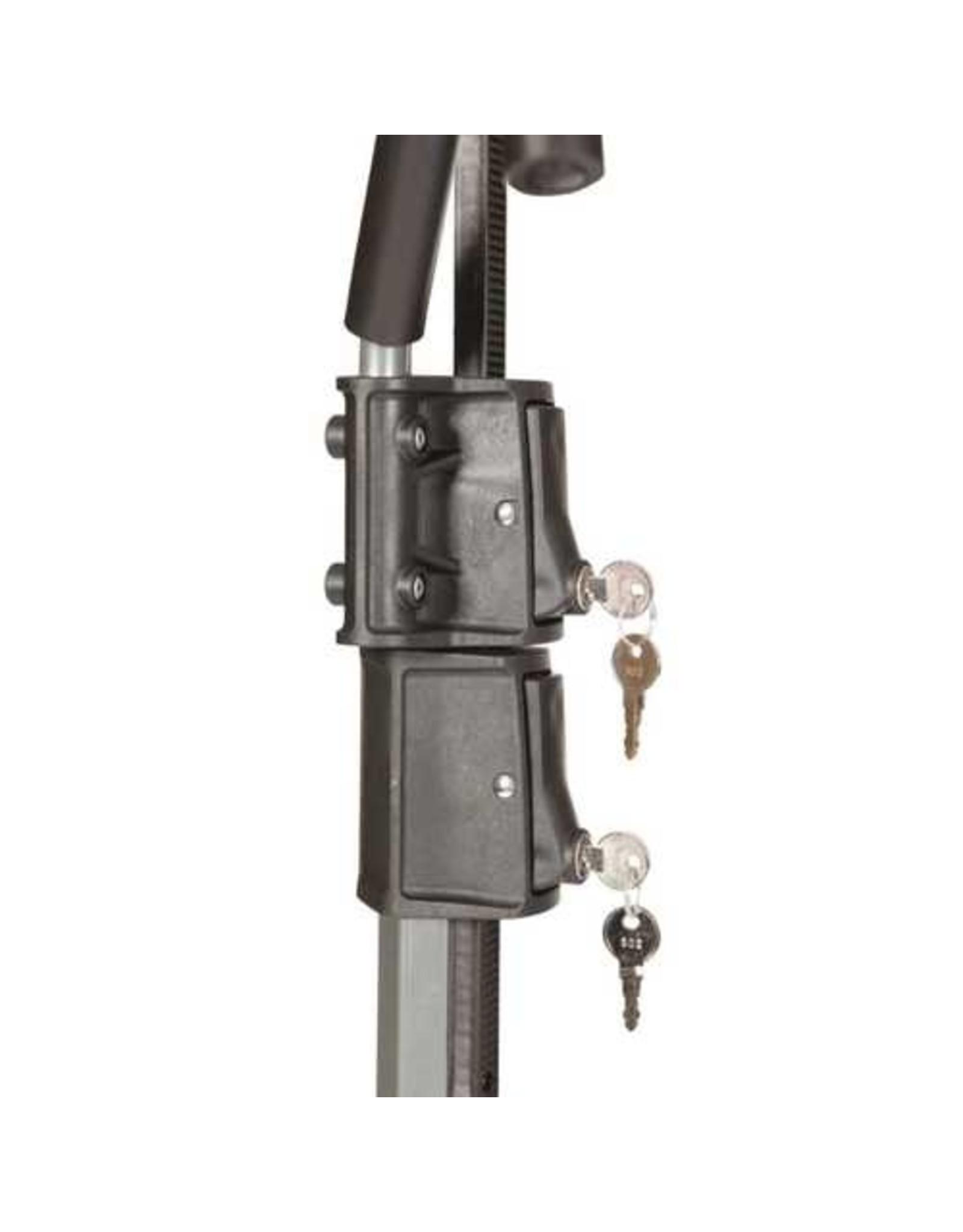 Swagman Swagman G10 bike rack with lock