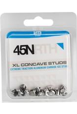 45NRTH 45NRTH concave alloy XL studs
