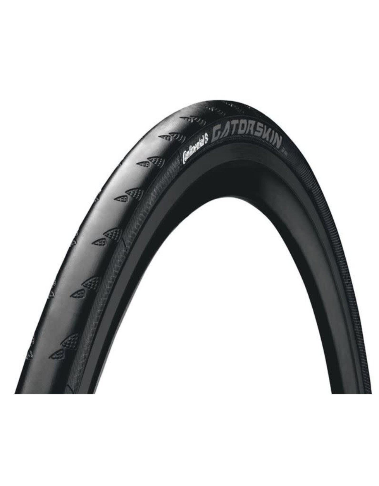 Continental Tire Conti Gatorskin Black Ed. Folding duraskin