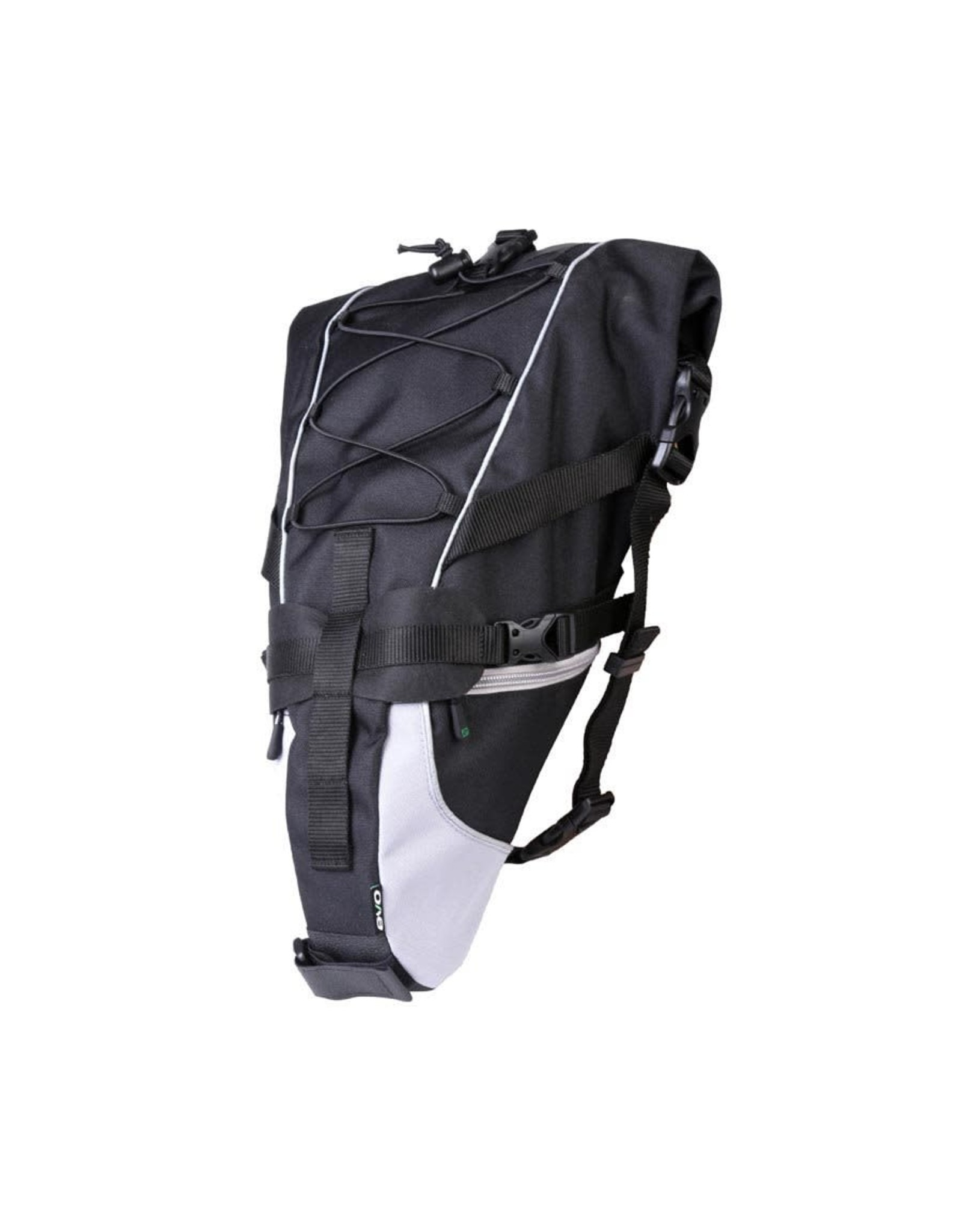 Evo Saddle bag Evo Clutch bikepacking