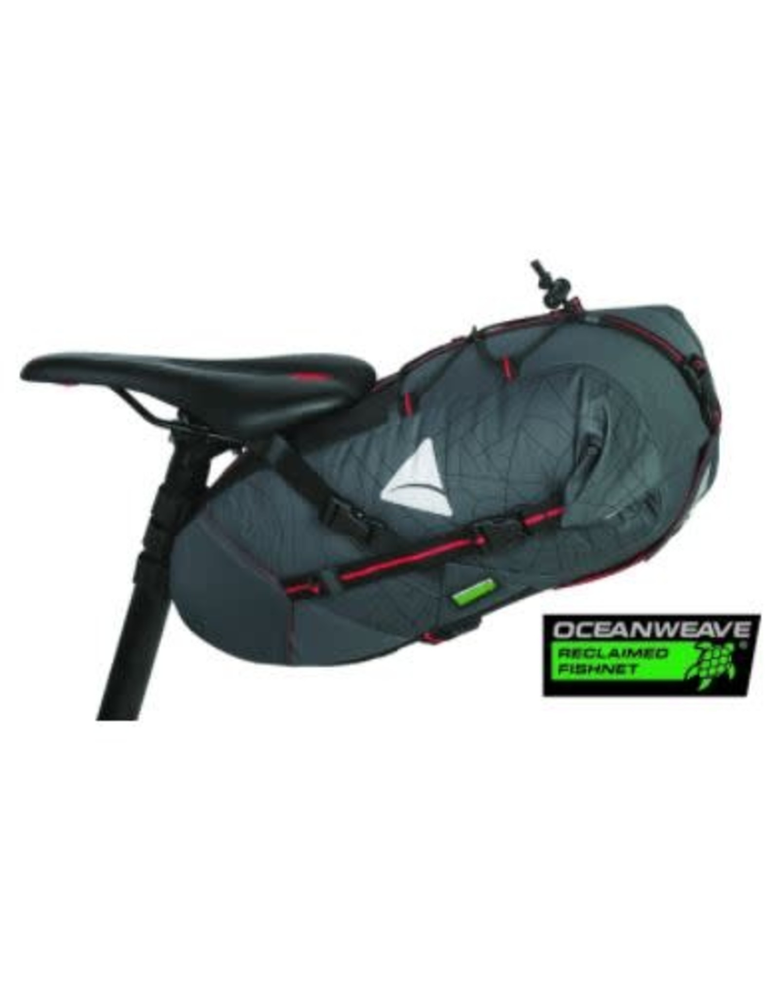 Axiom Sac de selle Axiom Seymour Oceanweave seatpack 13+
