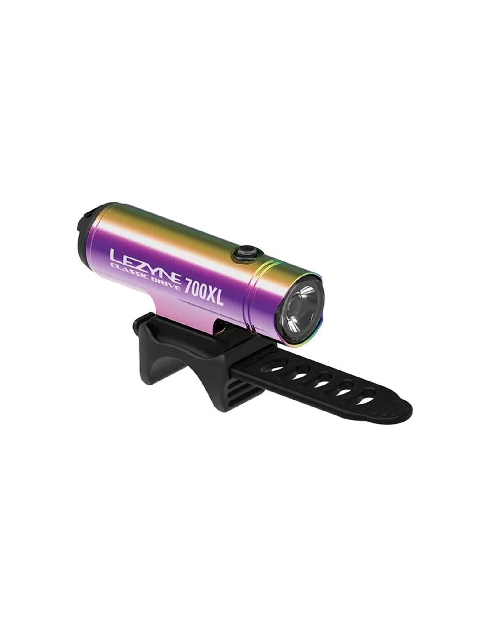 Lezyne Front light Lezyne Classic Drive XL 700 lumens Multicolor