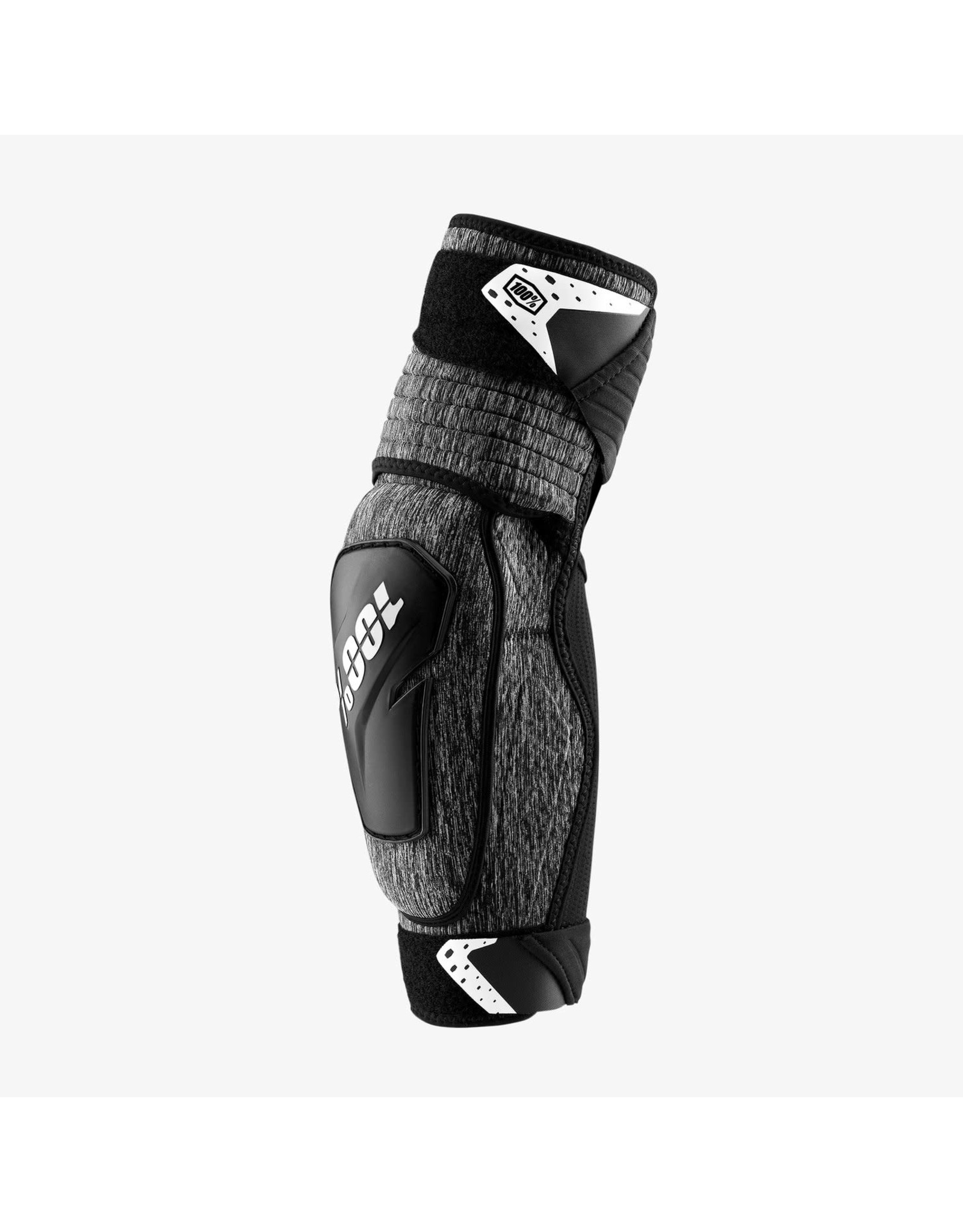 100% Elbow pads 100% Fortis gris