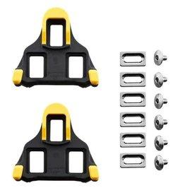 Shimano Cleats Shimano SM-SH11 6 degree yellow