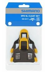 Shimano Cleat Shimano SM-SH11 yellow