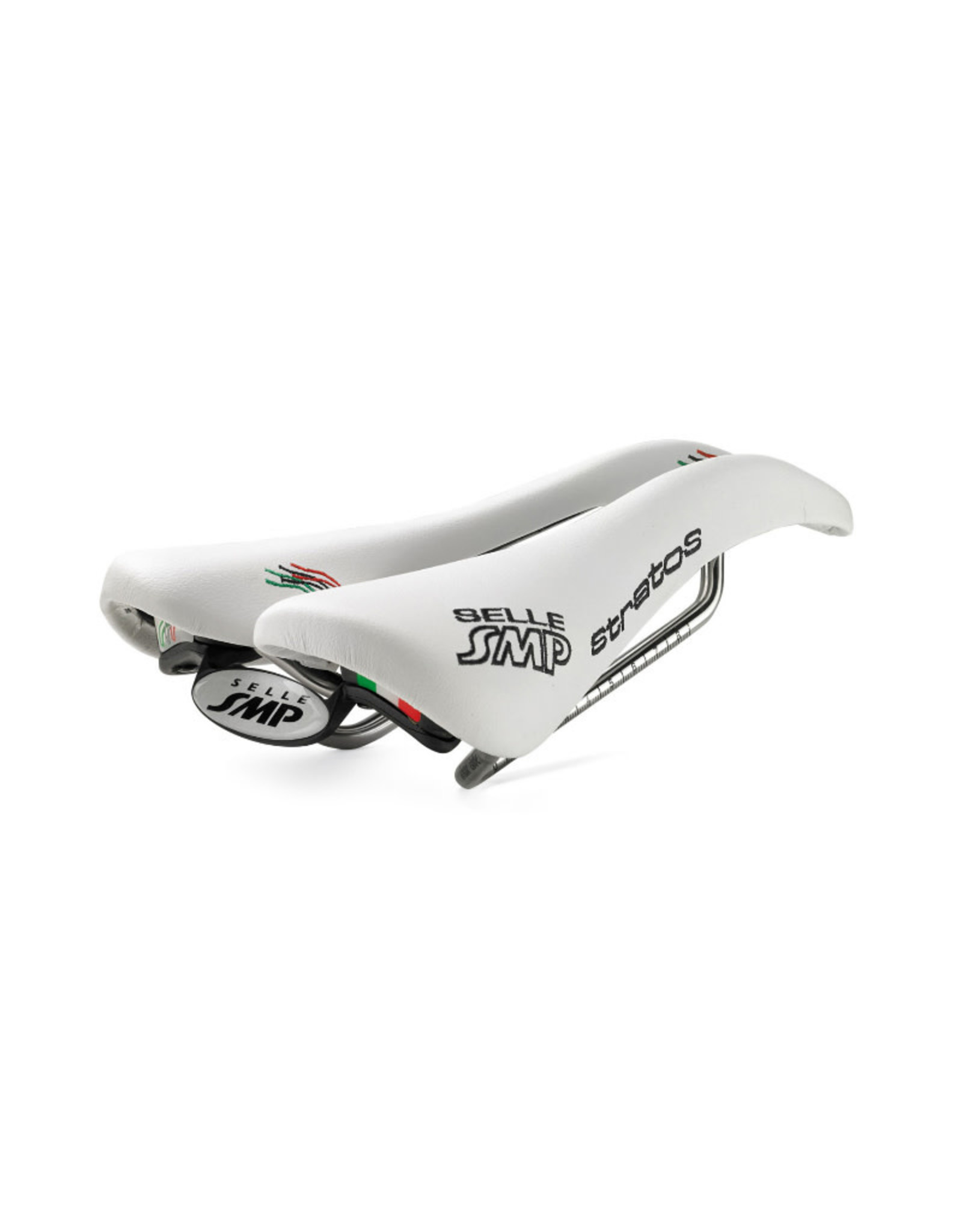 SMP Selle SMP Stratos blanche 131x266mm