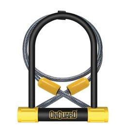 OnGuard U-Lock OnGuard Bulldog DT 8012 13x115x230mm (cable 10mm x 4')