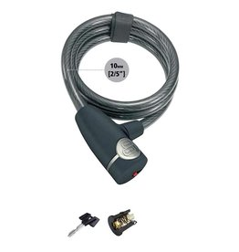 OnGuard Lock OnGuard cable with keys 10mm x 120cm (4pi)