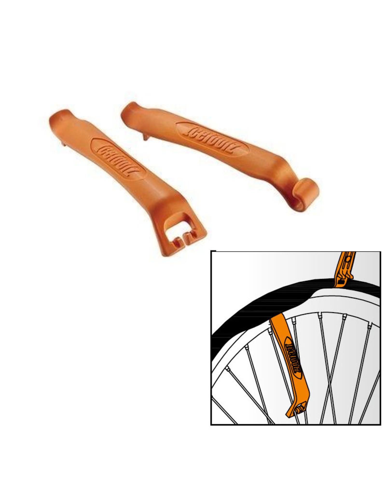 IceToolz Tire levers IceToolz double function