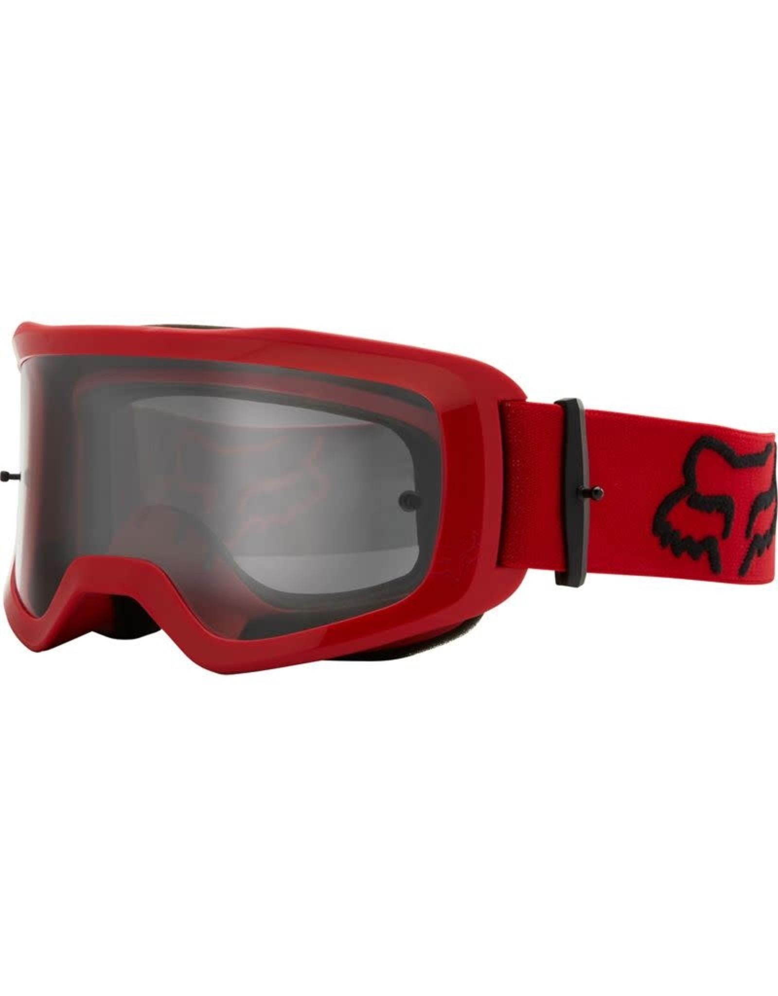 Fox Racing Goggle Fox Main Stray Yth